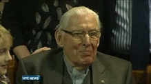 Six One News: Ian Paisley admitted to hospital in Belfast
