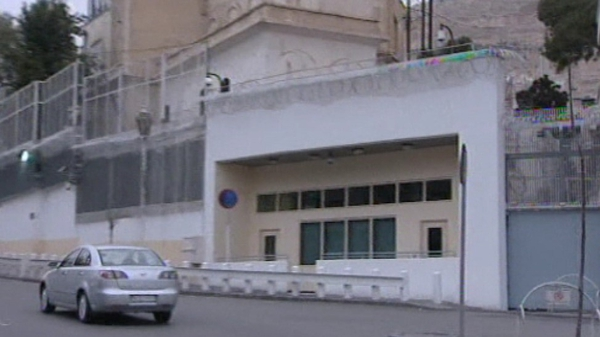 All US embassy staff have left Syria