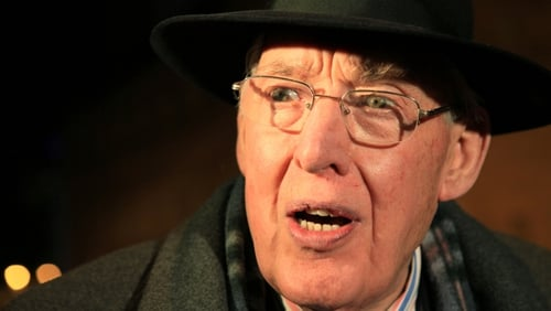 Ian Paisley said a referendum would be a waste of time and energy