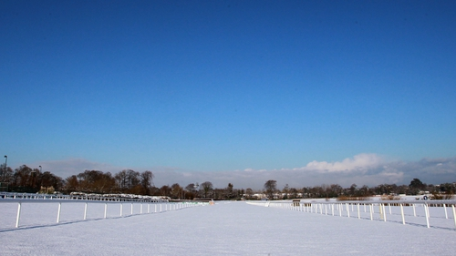 Fakenham has been called off due to a frozen track