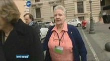 Six One News: Vatican meeting hears from Marie Collins