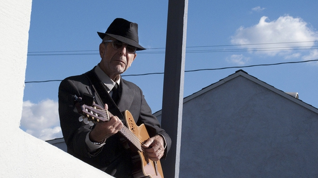 Leonard Cohen: Popular Problems on the way