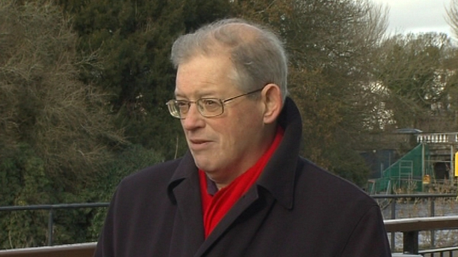 John Cunningham was editor of Connacht Tribune from 1984 to 2007