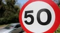 Two caught 50% over speed limit on slow down day
