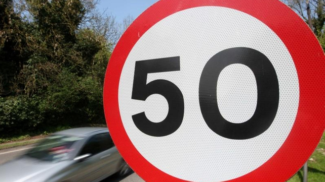 "The Minister said ""we all know of cases where speed limits are inappropriately low or inappropriately high"""