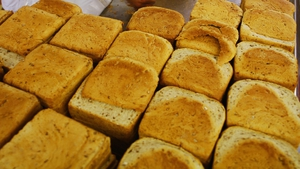 The price of foods like bread and confectionery were up 8.5% - but dairy, fruit and vegetable prices fell