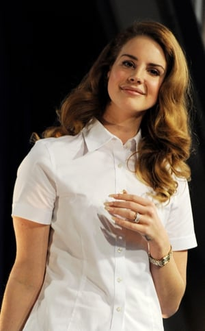 Lana Del Rey is the latest act to be confirmed for this year's Glastonbury festival