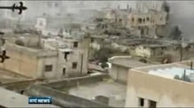 One News: Syrian forces resume attacks on Homs