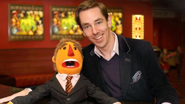 Ryan Tubridy Muppet