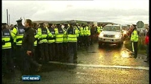 Six One News: Garda bill for Shell protests over €14.5m
