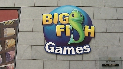 Big Fish games has developed some of the most popular games for Apple's App Store