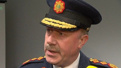Garda Commissioner Martin Callinan says he will implement the recommendations in the report