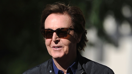 Paul McCartney: I'm happy just to branch with yew