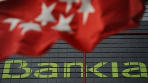 The Spanish state holds a stake of over 60% in Bankia