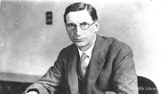 Éamon de Valera in 1932. © RTÉ Archives 0504/093