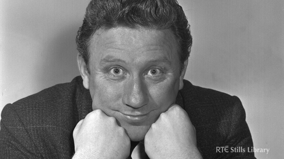 Joe Lynch 1964 © RTÉ Stills Library 1012/040