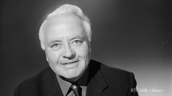 P.P. O'Reilly, (1915 - 1995) © RTE Stills Library 2060/093