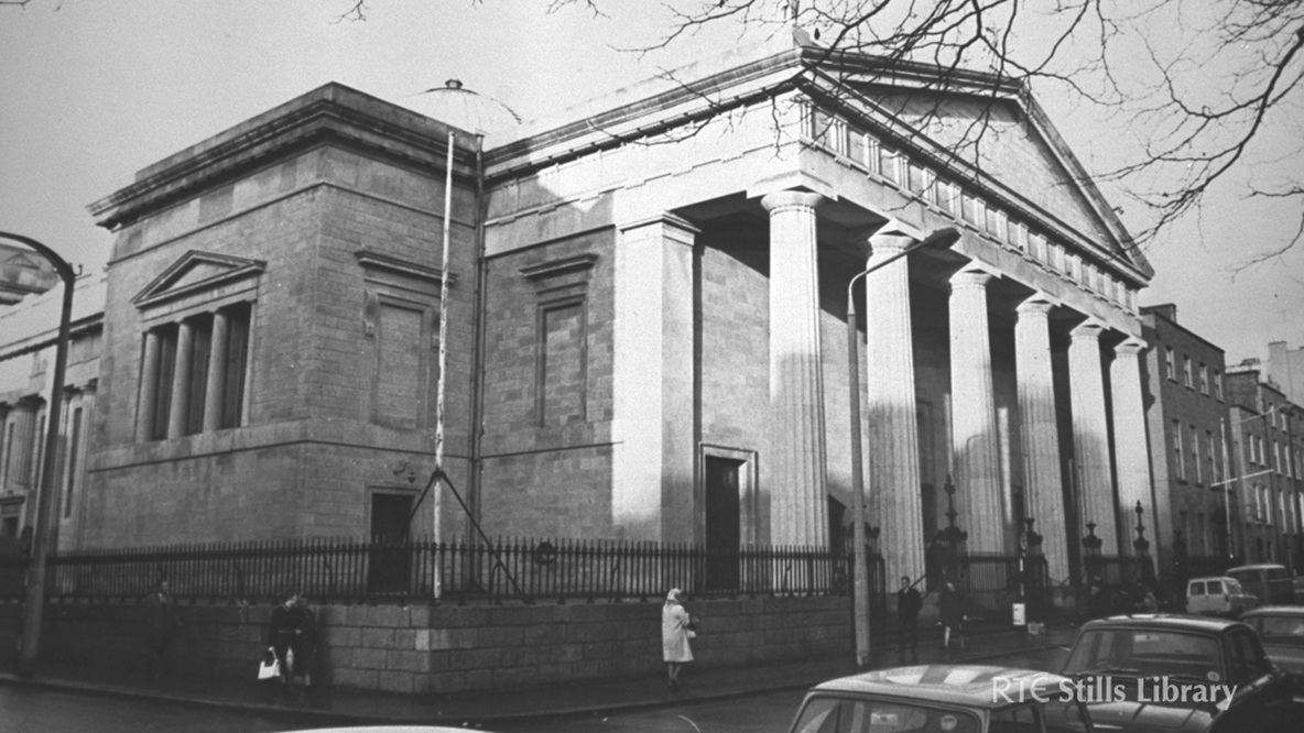 Pro Cathedral Dublin 1969 © RTÉ Stills Library 0383/030