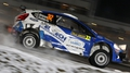 Breen second in class on day two in Sweden