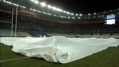 Stade De France pitch