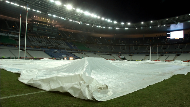 The match has been called off at Stade De France