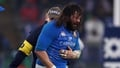 Castrogiovanni back for Italy