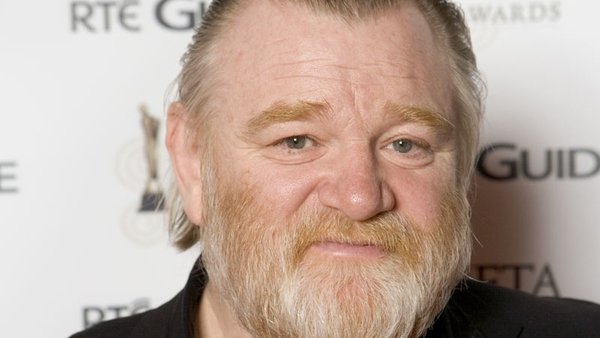 Brendan Gleeson has said that he didn't mean for his character to be Irish