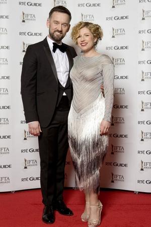 Off The Rails presenters Sonya and Brendan