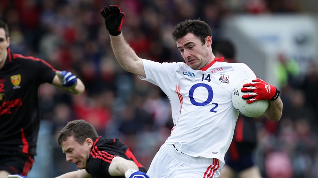 Donncha O'Connor's penalty helped Cork to an easy win over Down