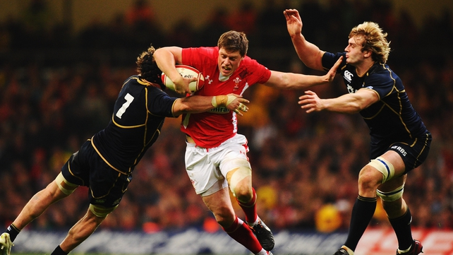 Rhys Priestland will miss this year's Six Nations Championship