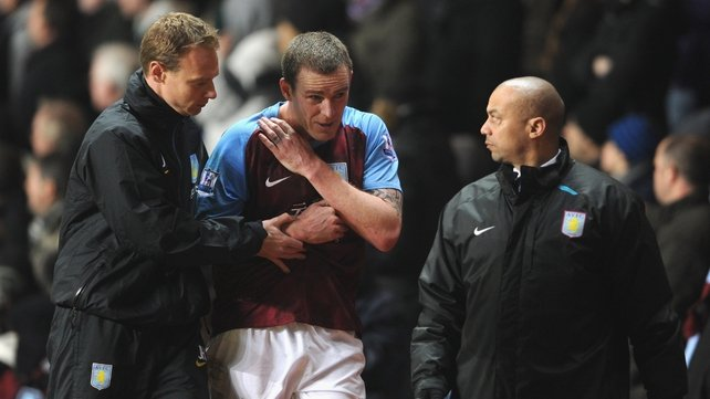 Richard Dunne is on the comeback trail after an extended spell on the sidelines