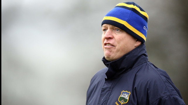 Tipp hurling manager Declan Ryan during his side's Waterford Crystal Cup semi-final win over Cork