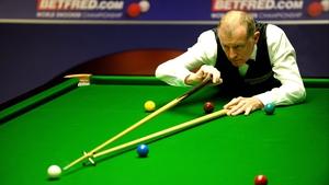 Steve Davis is a six-time world champion