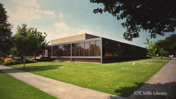 RTÉ Radio Centre, 1974