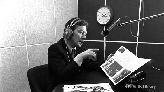 Gay Byrne © RTÉ Stills Library 2027/015