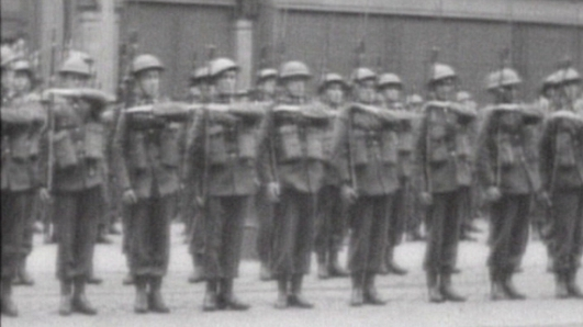 Amnesty for WWII Irish Army deserters