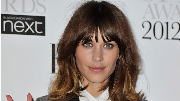 Alexa Chung hosted this year's ceremony