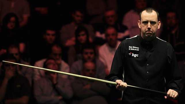 Mark Williams battled back to overcome Matthew Stevens