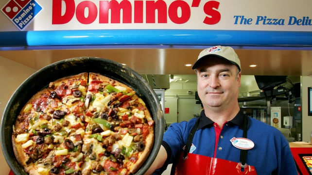 Domino's Pizza says Irish market continues to be tough
