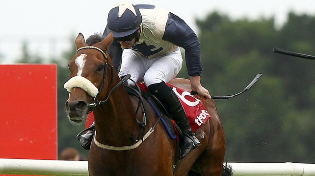 Dermot Weld is delighted with the preparation of his Melbourne Cup-hope Galileo's Choice