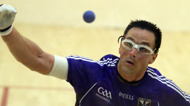 Paul Brady beat Armagh's Charly Shanks in the final