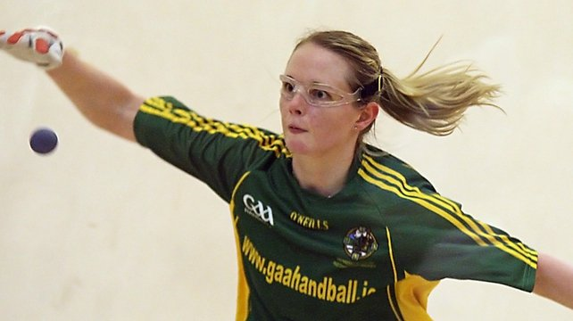 Maria Daly will be favourite to retain her titles