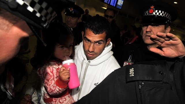 Carlos Tevez has revealed his joy at joining Juventus