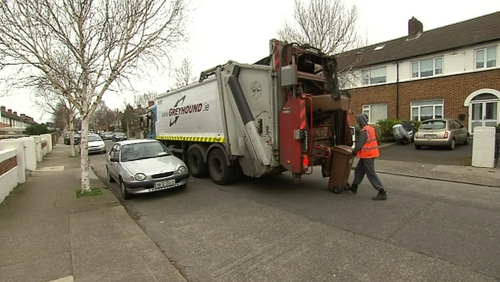 Householders on Dublin's northside are better at recycling their rubbish