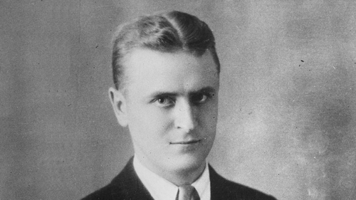 F Scott Fitzgerald This Side Of Paradise