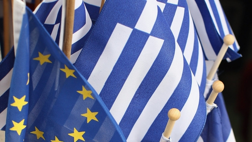 Troika report progress on Greek bailout terms