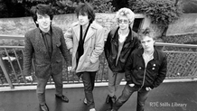 U2 (1979) © RTÉ Stills Library 2075/062