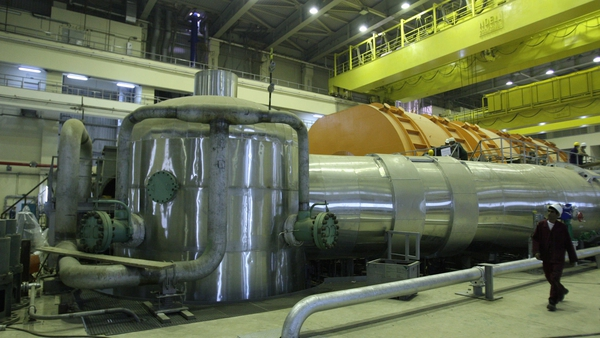Iran claims its uranium enrichment facilities are purely for civilian purposes