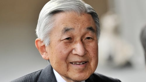 Japanese Emperor Akihito, 85, is stepping down this week