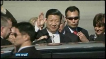 One News: Xi Jinping visit to focus on trade links